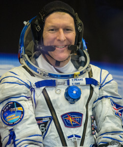 Major Tim Peake – Britain's first professional astronaut