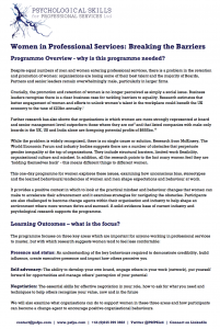 Download this programme overview