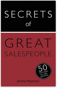 Secrets of Great Salespeople