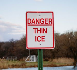Thin Ice Image Website