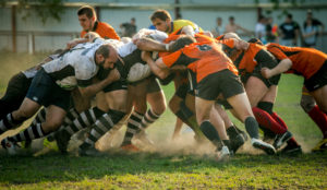 Rugby Image from Unsplash